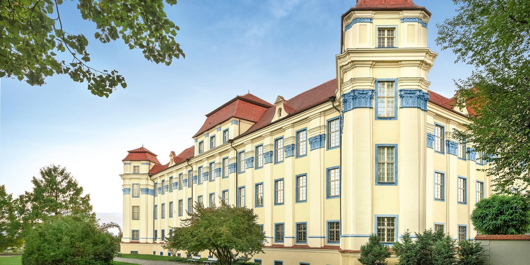 Tettnang New Palace; Photo: Staatliche Schlösser und Gärten Baden-Württemberg, Joachim Moll